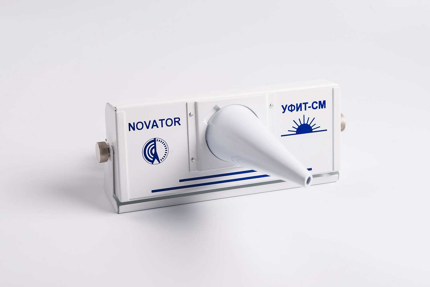 01 Novator - The device of bactericidal action of UFIT-CM
