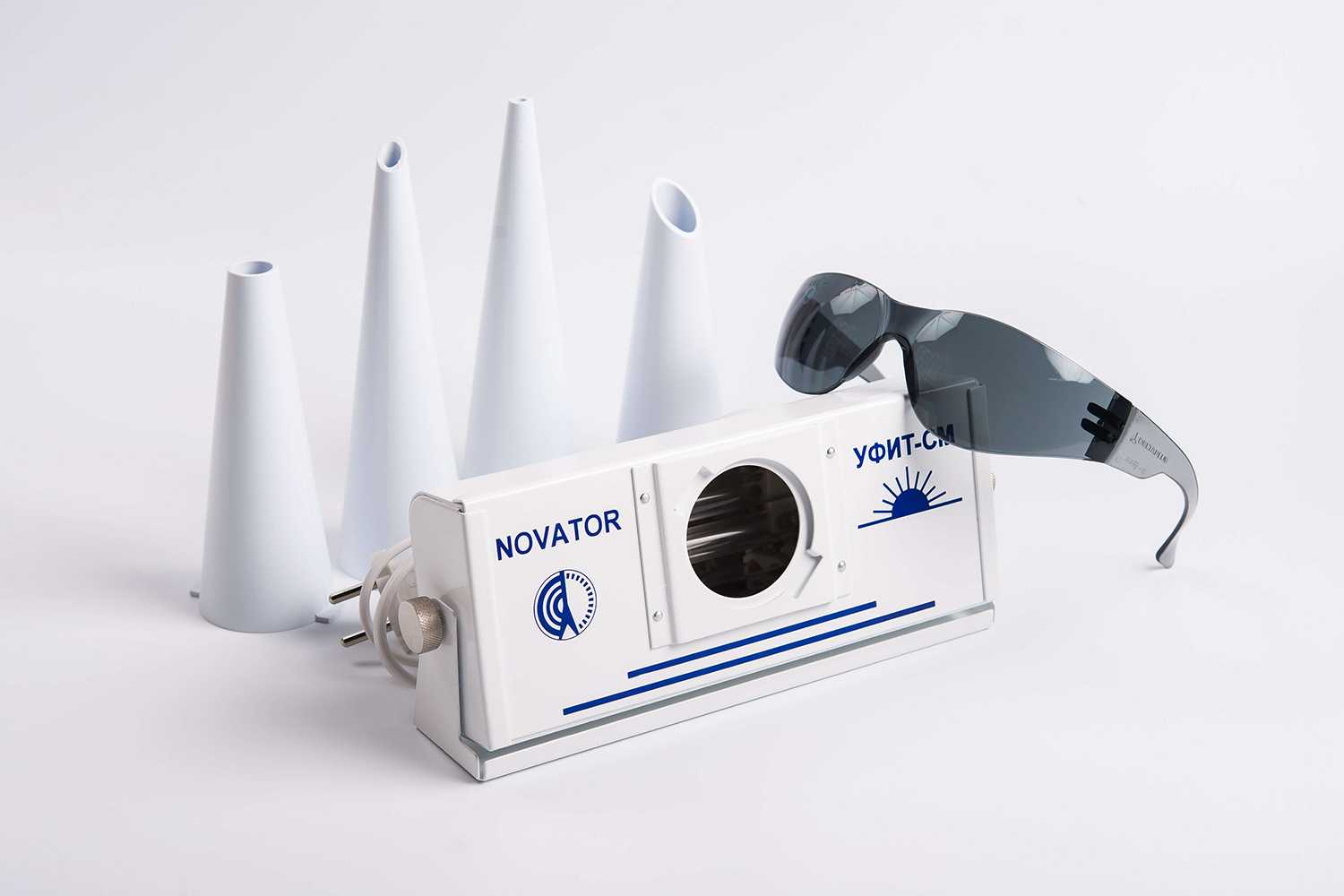 02 Novator - The device of bactericidal action of UFIT-CM